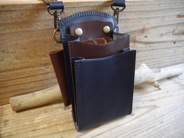 シザーケース 箱型