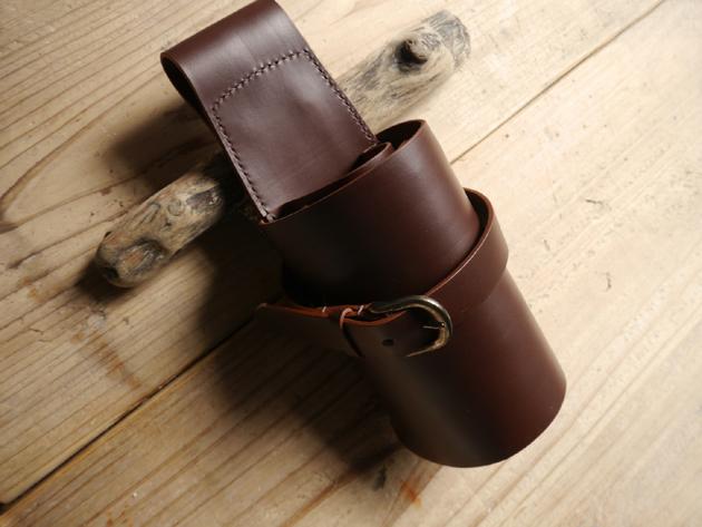 シザーケース 筒型
